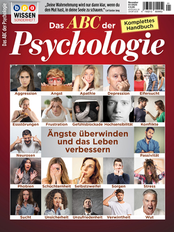 Das ABC der Psychologie von Buss,  Oliver