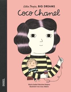 Das abenteuerliche Leben der Coco Chanel von Albero,  Ana, Becker,  Svenja, Sánchez Vegara,  Isabel