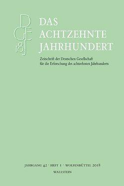 Das achtzehnte Jahrhundert 42/1 von Zelle,  Carsten