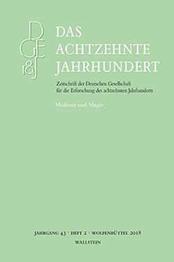 Das achtzehnte Jahrhundert 43/2 von Zelle,  Carsten