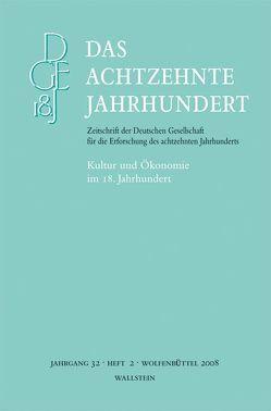 Das achtzehnte Jahrhundert. Zeitschrift der Deutschen Gesellschaft… von Hempel,  Dirk, Zelle,  Carsten