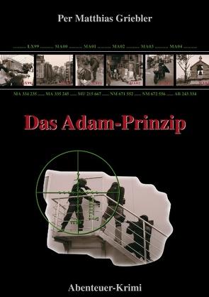 Das Adam-Prinzip von Griebler,  Per Matthias