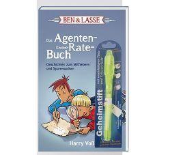 Das Agenten-Knobel-Rate-Buch von Voß,  Harry