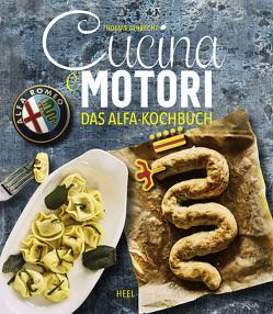 Das Alfa Romeo-Kochbuch von Albrecht,  Thomas, Ruhland,  Sabine