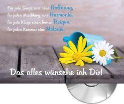Das alles wünsch ich dir – CD-Card von Börner,  Reinhard