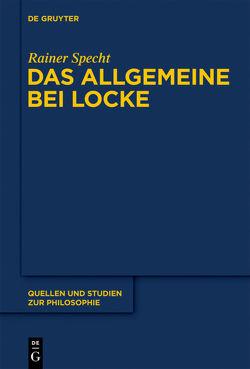 Das Allgemeine bei Locke von Specht,  Rainer