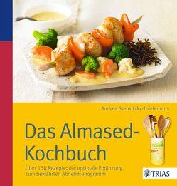 Das Almased-Kochbuch von Stensitzky-Thielemans,  Andrea