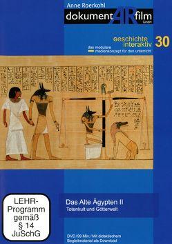 Das Alte Ägypten II von Anne Roerkohl,  dokumentARfilm GmbH