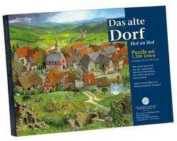Das alte Dorf – Hof an Hof von Draeger,  Heinz J