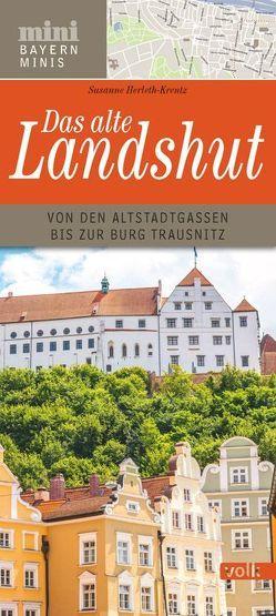 Das alte Landshut von Herleth-Krentz,  Susanne