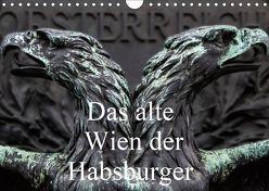 Das alte Wien der Habsburger (Wandkalender 2019 DIN A4 quer) von Robert,  Boris