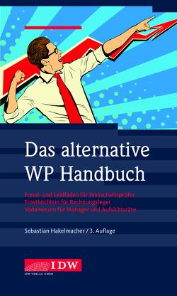 Das alternative WP Handbuch von Hakelmacher,  Sebastian