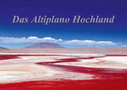 Das Altiplano Hochland (Posterbuch DIN A4 quer) von Schurr,  Stefan