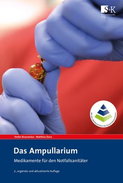 Das Ampullarium von Braunecker,  Stefan, Danz,  Matthias