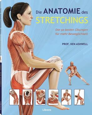Das Anatomie- Buch der Stretch Übungen von Ashwell,  Ken