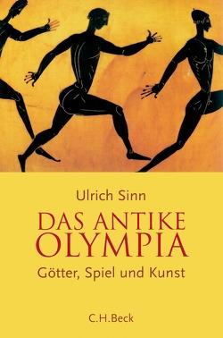 Das antike Olympia von Sinn,  Ulrich