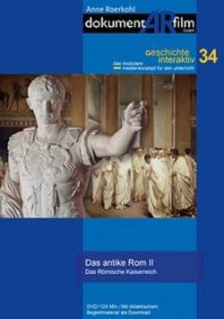 Das antike Rom II von Anne Roerkohl,  dokumentARfilm GmbH