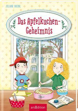 Das Apfelkuchengeheimnis von Breinl,  Juliane, Parciak,  Monika