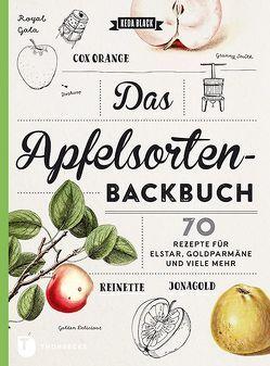 Das Apfelsorten-Backbuch von Black,  Keda