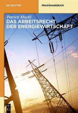 Das Arbeitsrecht der Energiewirtschaft von Mückl,  Patrick