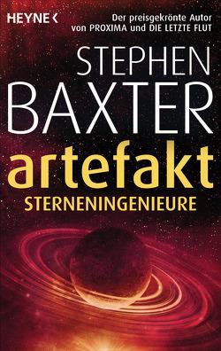 Das Artefakt – Sterneningenieure von Baxter,  Stephen, Robert,  Peter
