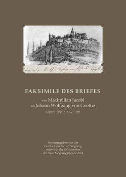 Das artige Städtchen am Fuße des Hügels von Jacobi,  Maximilian, Wiegelmann,  Franz J