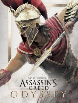 Das Artwork von Assassin's Creed Odyssey von Lewis,  Kate