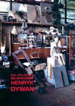 Das Atelier des Bildhauers Henryk Dywan von Geis,  Walter