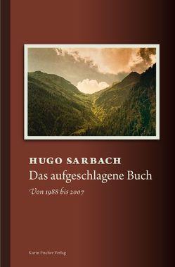 Das aufgeschlagene Buch von Sarbach,  Hugo