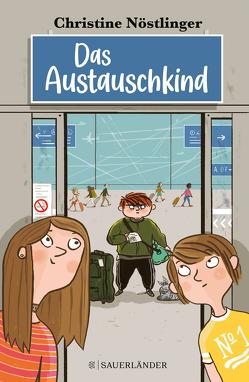 Das Austauschkind von Nöstlinger ,  Christine