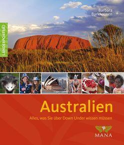 Das Australien-Lesebuch von Barkhausen,  Barbara