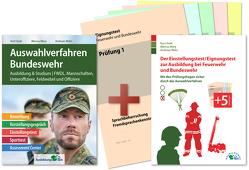 Das Auswahlverfahren und der Einstellungstest zur Ausbildung bei der Bundeswehr von Guth,  Kurt, Mery,  Marcus, Mohr,  Andreas