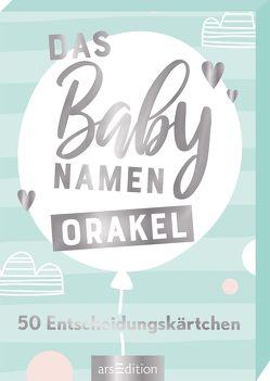 Das Babynamen-Orakel von Markiewicz,  Izabella