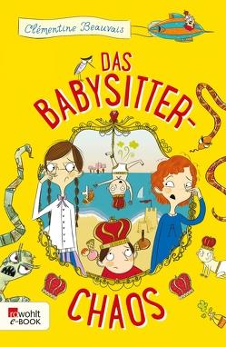Das Babysitter-Chaos von Beauvais,  Clémentine, Moor,  Becka, Reh,  Rusalka