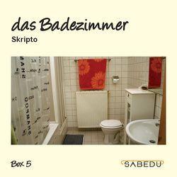 das Badezimmer, Skripto, Arbeitsheft, SABEDU Box 05 von Riemann-Eggers,  Margret