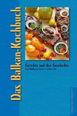 Das Balkan-Kochbuch von Sievers,  Gerd Wolfgang