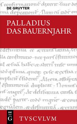 Das Bauernjahr von Brodersen,  Kai, Palladius