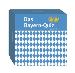 Das Bayern-Quiz (Neuauflage) von Geiss,  Heide Marie Karin