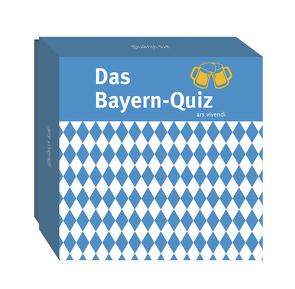Das Bayern-Quiz von Geiss,  Heide Marie Karin