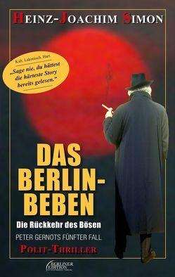Das Berlin-Beben von Simon,  Heinz-Joachim