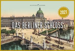 Das Berliner Schloss von von Boddin,  Wilhelm
