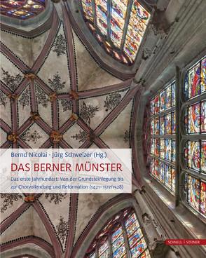 Das Berner Münster von Nicolai,  Bernd, Schweizer,  Jürg