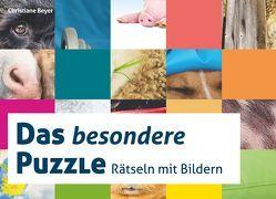 Das besondere Puzzle von Beyer,  Christiane