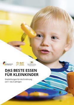 Das beste Essen für Kleinkinder – Empfehlungen für die Ernährung von 1- bis 3-Jährigen von Fellmeth,  Sigrid, Rösch,  Ruth
