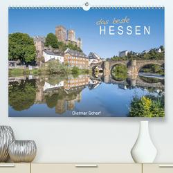 Das beste Hessen (Premium, hochwertiger DIN A2 Wandkalender 2020, Kunstdruck in Hochglanz) von Scherf,  Dietmar