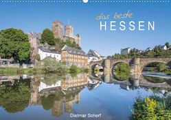Das beste Hessen (Wandkalender 2020 DIN A2 quer) von Scherf,  Dietmar