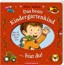 Das beste Kindergartenkind … bist du! von Dulleck,  Nina