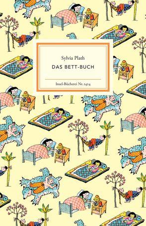 Das Bett-Buch von Berner,  Rotraut Susanne, Demski,  Eva, Plath,  Sylvia