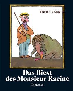 Das Biest des Monsieur Racine von Manz,  Hans, Ungerer,  Tomi