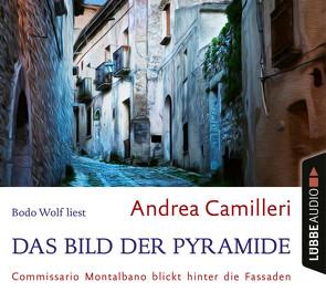 Das Bild der Pyramide von Camilleri,  Andrea, Koegler,  Walter, Seuß,  Rita, Wolf,  Bodo